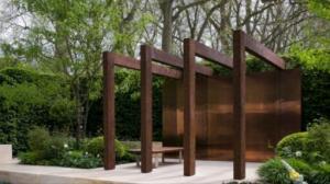 Esterno in legno